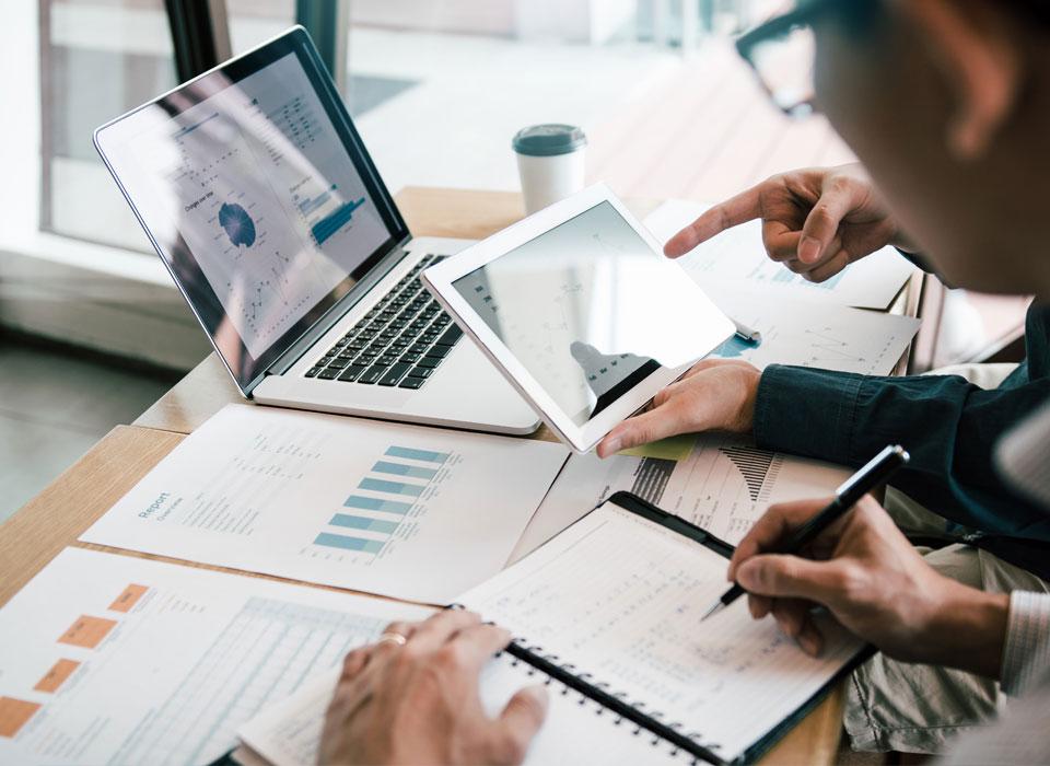 Business-Finanzierung